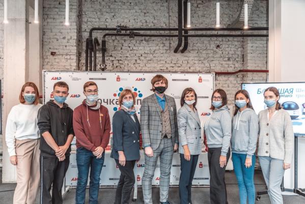Школьники со всей России представили инновационные разработки пермским экспертам