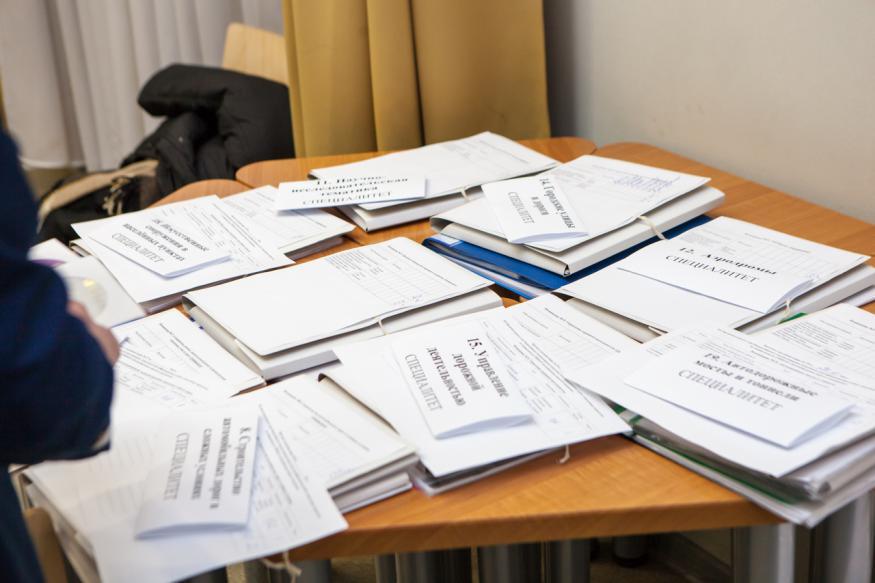 В Пермском Политехе состоялся смотр конкурс дипломных работ