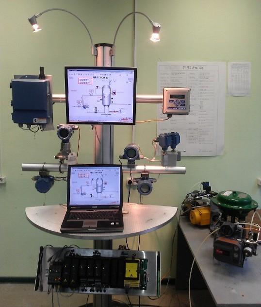 Учебный испытательный комплекс Plant Web-полигон («Кактус»)